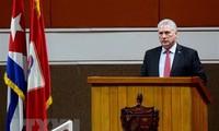Chủ tịch Cuba đăng thông điệp tri ân Việt Nam và bạn bè quốc tế