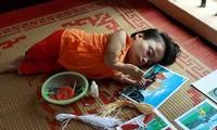 Người dân Pháp ủng hộ nạn nhân da cam Việt Nam