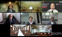 Tọa đàm trực tuyến:  Kinh nghiệm thực tiễn chữa bệnh nhân Covid-19 tại Hoa Kỳ- Thành lập nhóm bác sĩ tư vấn bác sĩ từ xa