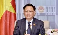 Chủ tịch Quốc hội Vương Đình Huệ sẽ tham dự Hội nghị các Chủ tịch Quốc hội thế giới