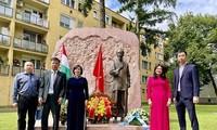 Việt Nam và Chủ tịch Hồ Chí Minh là biểu tượng vì hòa bình, độc lập, tự do ở Hungary