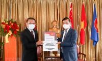 Quỹ Temasek hỗ trợ Việt Nam ứng phó với dịch COVID- 19