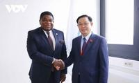 Quốc hội Việt Nam là thành viên tích cực và có trách nhiệm trong các hoạt động của IPU
