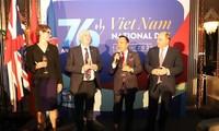 Đại sứ quán Việt Nam tại Liên hiệp Vương quốc Anh và Bắc Ireland tổ chức lễ kỷ niệm Quốc khánh