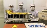 Vệ tinh  NanoDragon do Việt Nam chế tạo 100% sẽ bay lên quỹ đạo ngày 1/10