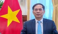 Việt Nam hợp tác với cộng đồng quốc tế cùng thúc đẩy thương mại và phát triển