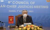 Hội nghị Hội đồng Chánh án các nước ASEAN là thực thể chính trị quan trọng của ASEAN