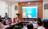 Kết nối với đại diện ngoại giao Việt Nam ở nước ngoài để quảng bá, thu hút khách du lịch quốc tế