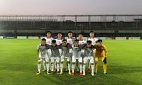Giao hữu bóng đá: U23 Việt Nam hòa U23 Tajikistan