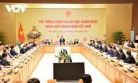 Thủ tướng Phạm Minh Chính: Doanh nghiệp cần tiếp tục đóng góp vào quá trình xây dựng đất nước