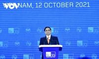 Thủ tướng Phạm Minh Chính chia sẻ một số ưu tiên của Việt Nam về hợp tác trong thế giới số