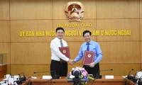 Doanh nhân kiều bào với mạng lưới tiêu thụ hàng hóa Việt Nam ở nước ngoài