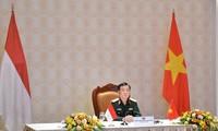 Đối thoại chính sách Quốc phòng Việt Nam – Indonesia lần thứ hai