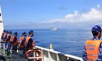 Kết thúc tuần tra liên hợp giữa Cảnh sát biển hai nước Việt Nam và Trung Quốc