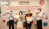 Phát động cuộc thi cà phê đặc sản Việt Nam năm 2022