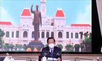 Thành phố Hồ Chí Minh và Ngân hàng Phát triển châu Á (ADB) thúc đẩy hợp tác phục hồi kinh tế