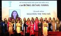 Во Вьетнаме чествованы 100 лучших женщин-предпринимателей 2013 года