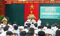 Премьер-министр СРВ Нгуен Тан Зунг провел рабочую встречу с руководителями города Дананг