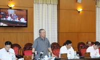 Члены ПК НС СРВ высказали мнения по проектам Законов об удостоверении личности граждан