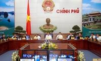 В Ханое состоялось очередное апрельское заседание вьетнамского правительства
