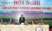 Усиление интеграции в сфере туризма между провинциями северо-западного региона Вьетнама
