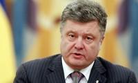 Президент Украины обязался в одностороннем порядке прекратить огонь на востоке страны