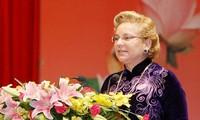 Вручена памятная медаль главе представительства ЮНЕСКО во Вьетнаме