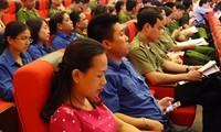 В Ханое прошла конференция по повышению знаний членов комсомола о суверенитете Вьетнама