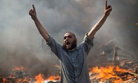 В Египте в результате беспорядков десятки человек погибли и получили ранения