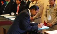 Национальная Ассамблея Камбоджи избрала новое руководство