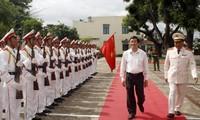 Президент CPB Чыонг Тан Шанг совершил рабочую поездку в провинцию Контум