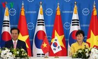 Вьетнам и Республика Корея завершили переговоры по Соглашению о свободной торговле