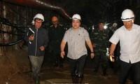 Дано поручение относительно спасательных работ в связи с аварией на ГЭС в провинции Ламдонг