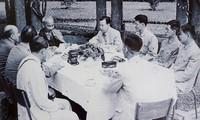 Чувство уважения зарубежных друзей к Хо Ши Мину