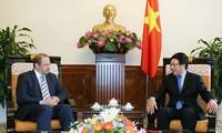 Вьетнам и Алжир договорились об усилении сотрудничества в разных сферах