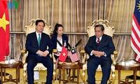 Деятельность премьер-министра СРВ Нгуен Тан Зунга в Малайзии