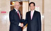 Вьетнама и Малайзия сделали Совместное заявление о стратегическом парнерстве
