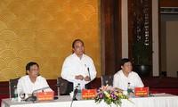 Вице-премьер СРВ Нгуен Суан Фук провел рабочую встречу с руководством провинции Куангнинь