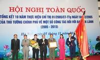В Ханое прошла всереспубликанская конференция по работе с протестантами