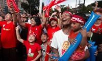 Мьянма опубликовала первые официальные результаты парламентских выборов