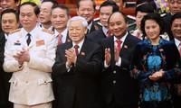 Зарубежная пресса отметила успешное проведение 12-го Съезда КПВ
