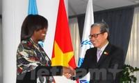 ВПП желает укреплять долговременное сотрудничество с Вьетнамом