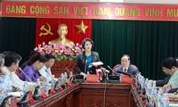 Нгуен Тхи Ким Нган осушествила надзор за подготовкой к выборам в провинции Хайзыонг