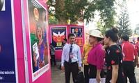 В Буонматхуоте открылась выставка агитплакатов к предстоящим всеобщим выборам
