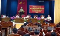 Кандидаты в депутаты парламента Вьетнама встретились с избирателями