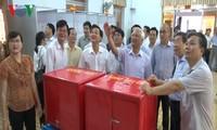 Вице-спикер вьетнамского парламента проверил подготовку к выборам в провинции Баклиеу