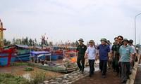 На севере Вьетнама применяют необходимые меры по борьбе с тайфуном «Дяньму»