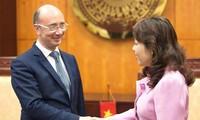 Новые направления развития сотрудничества между Валлонией-Брюсселем и Вьетнамом