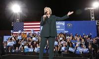 Выборы в США 2016: молодёжь поддерживает Хиллари Клинтон