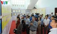 В провинции Ханам открылась выставка, посвященная суверенитету Вьетнама над  Хоангша и Чыонгша
